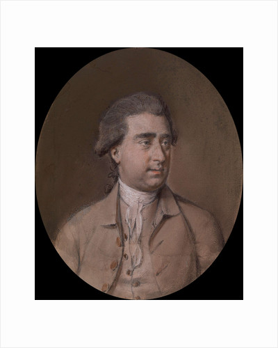 Charles James Fox, ca 1778 by Anonymous