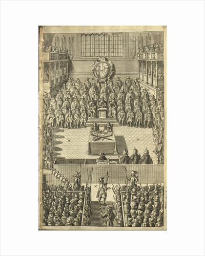 High Court of Justice for the trial of King Charles I of England on January 4, 1649, 1684 by Anonymous