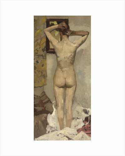 Standing Nude, 1893 by Anonymous