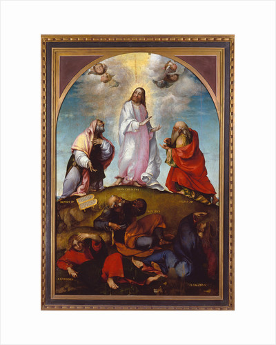 The Transfiguration of Jesus, 1510-1512 by Anonymous