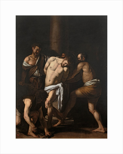 The Flagellation of Christ, 1607 by Anonymous