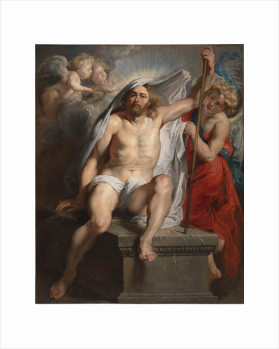 The Resurrection of Christ, or The Triumph of Christ over Death, ca 1616 by Anonymous