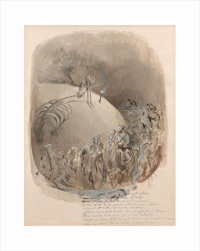 La Danse macabre (The Dance of Death) by Anonymous