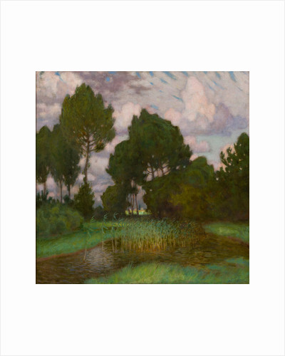 Landscape , 1911 by Anonymous