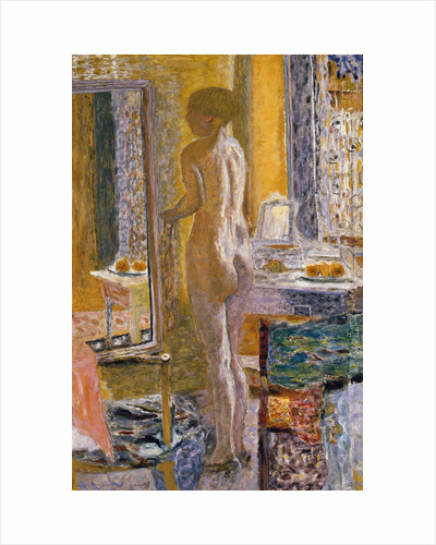 Nude in front of a mirror, 1931 by Anonymous