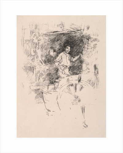 The Blacksmith, 1895 by James McNeill Whistler