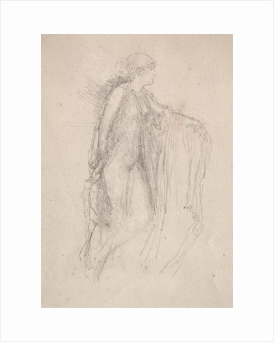 The Cap by James McNeill Whistler