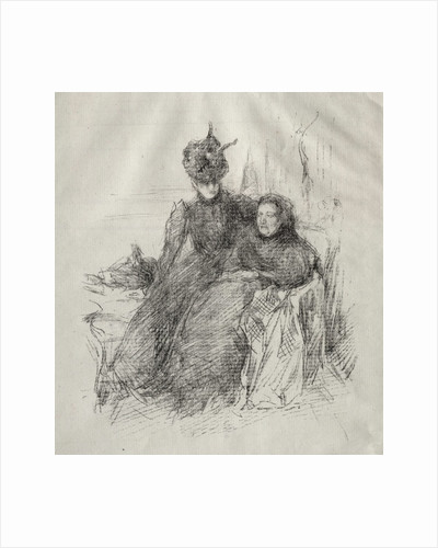 Two Women by James McNeill Whistler