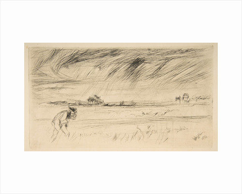The Storm, 1861 by James Abbott McNeill Whistler