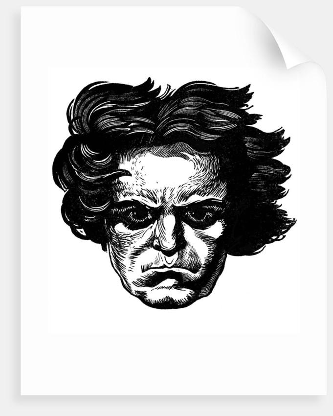 Ludwig Van Beethoven German Composer Posters Amp Prints By