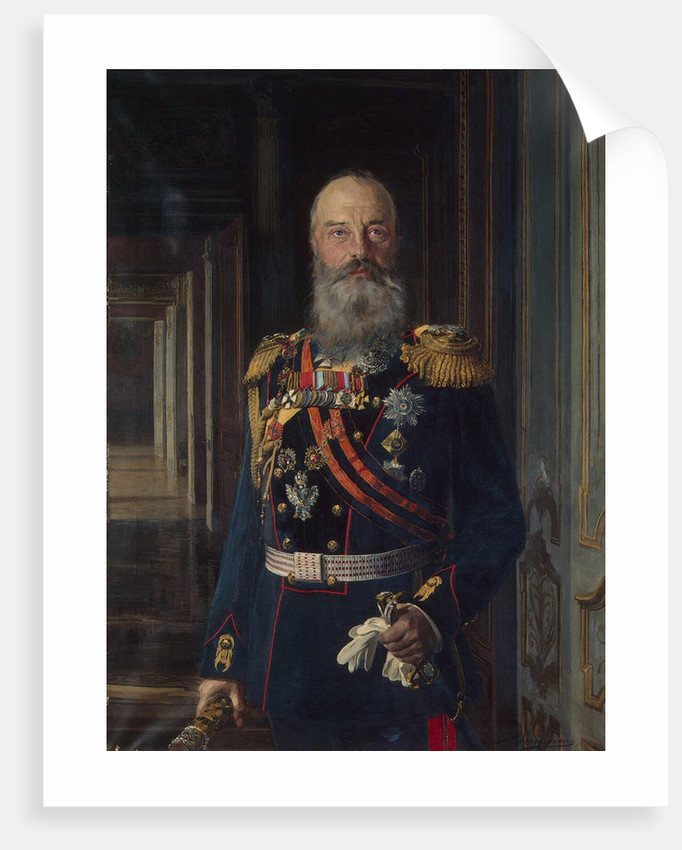 Portrait of Grand Duke Michael Nikolaevich of Russia,, 1913 by Anonymous