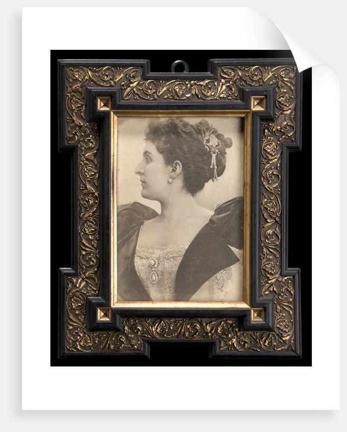 Portrait of Grand Duchess Anastasia Nikolaevna of Russia, 1910s by Anonymous