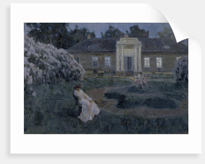White Night, 1903 by Stanislav Yulianovich Zhukovsky
