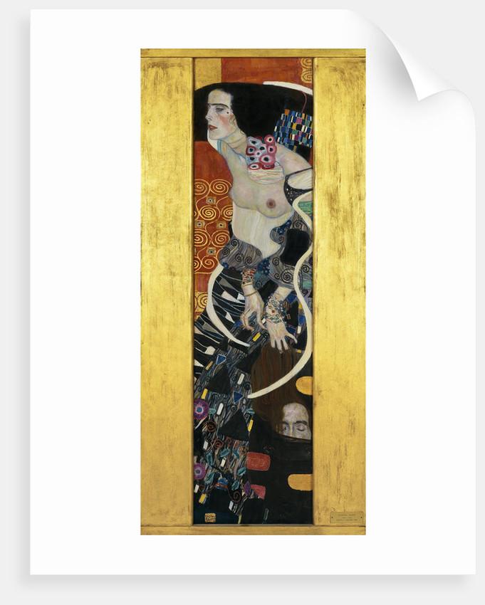 Judith II (Salome) posters & prints by Gustav Klimt