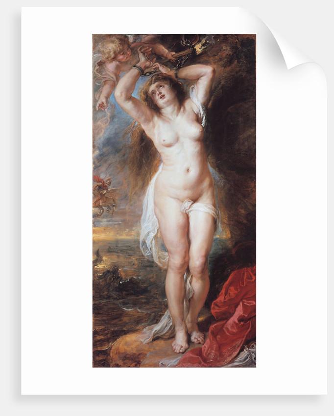 Perseus Freeing Andromeda, 1638 by Pieter Paul Rubens