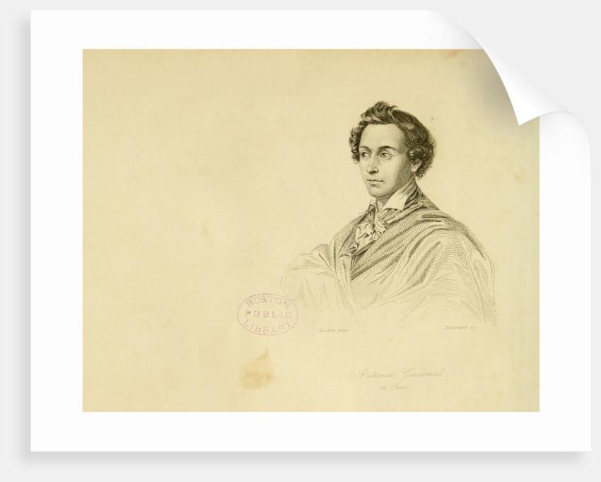 Marie-Antoine Carême by Charles de Steuben
