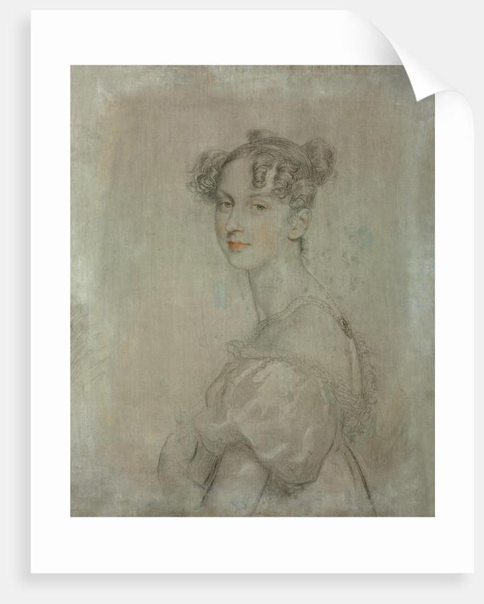 Portrait of Princess Dorothea von Lieven (Daria Khristoforovna Lieven), née Benckendorff, ca 1812 by Sir Thomas Lawrence