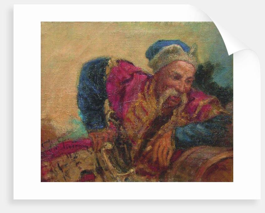 Otaman Ivan Sirko, 1889 by Ilya Yefimovich Repin