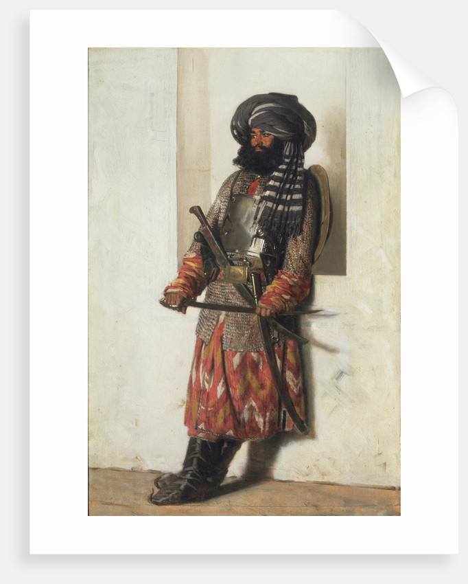 An Afghan, 1870 by Vasili Vasilyevich Vereshchagin