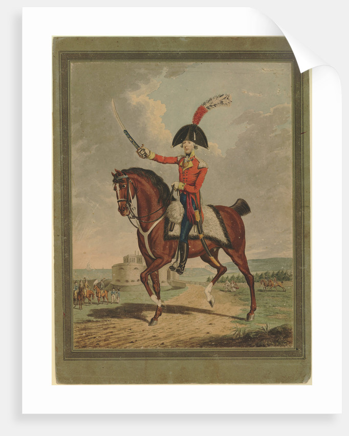 William Pitt the Younger, 1804 by Anonymous