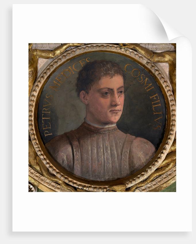 Piero di Cosimo de Medici called the Gouty, 1556-1558 by Giorgio Vasari