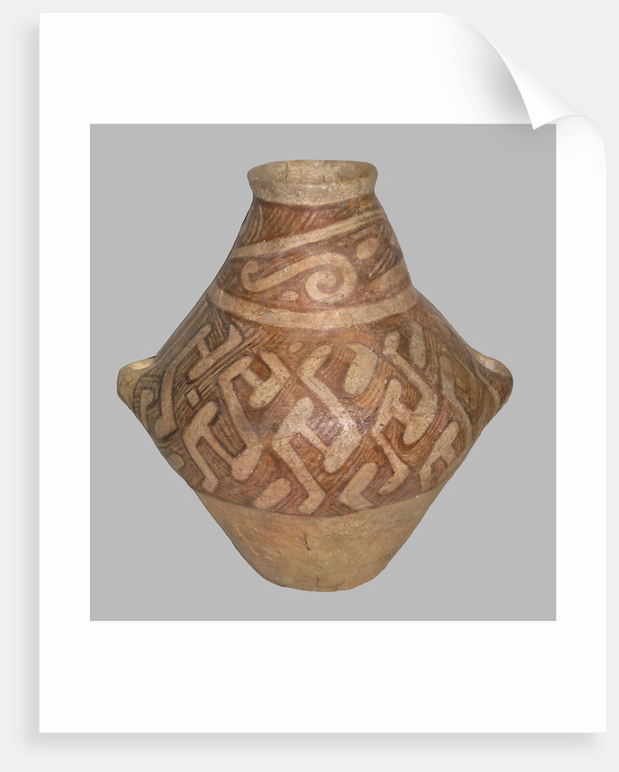 Amphora, 4,600-4,200 BC by Prehistoric Russian Culture