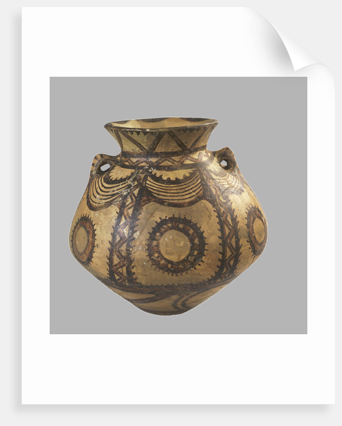 Amphora, 4th millenium BC by Prehistoric Russian Culture