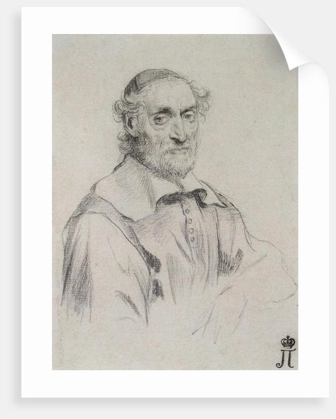 Portrait of Nicolas-Claude Fabri de Peiresc, 1636-1637 by Claude Mellan