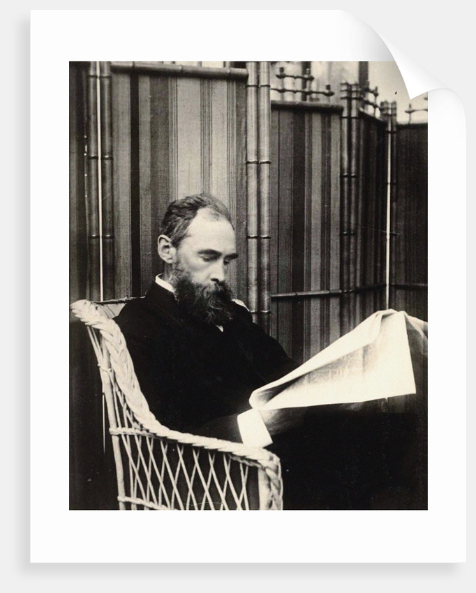Portrait of Pavel Tretyakov, 1890s by Anonymous