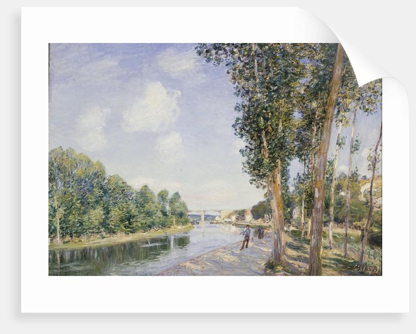 Saint-Mammès, June Sunshine, 1892 by Anonymous
