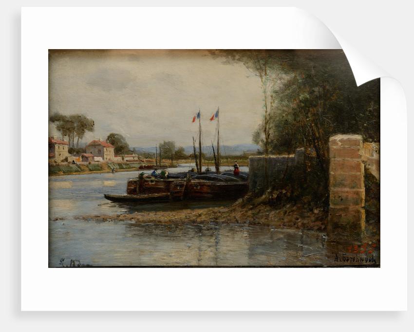 LIsle-Adam, 1881 by Anonymous