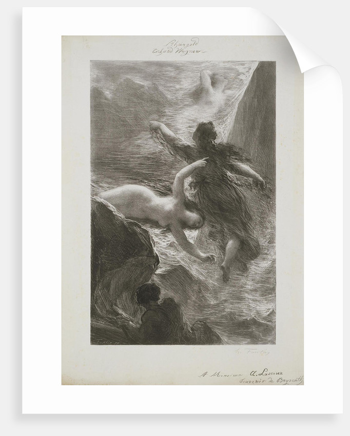 Gold of the Rhine (Das Rheingold) by Anonymous