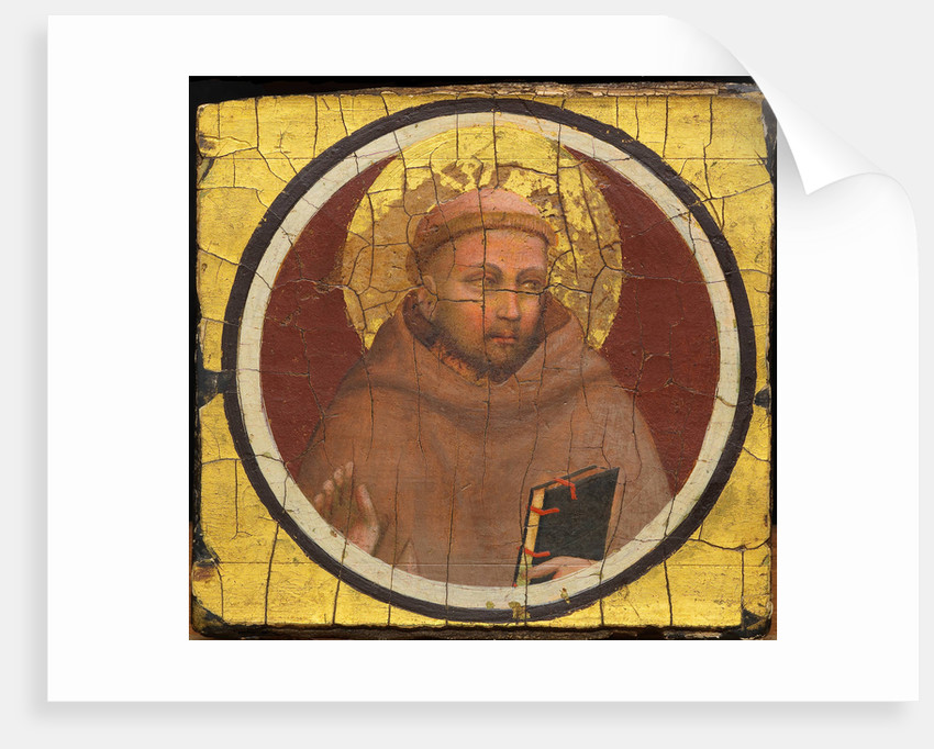 Saint Francis of Assisi by Anonymous