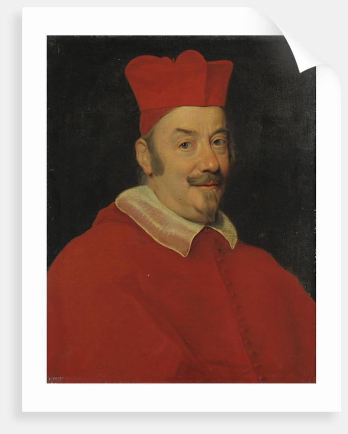 Portrait of Cardinal Pietro Ottoboni, future Pope Alexander VIII by Anonymous