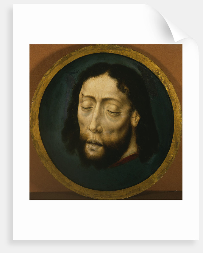 The Head of St. John the Baptist by Anonymous