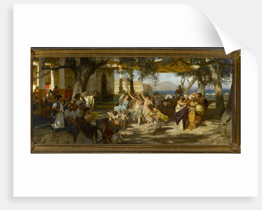 The Judgement of Paris by Anonymous