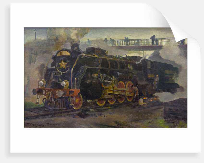 Locomotive IS20 by Anonymous
