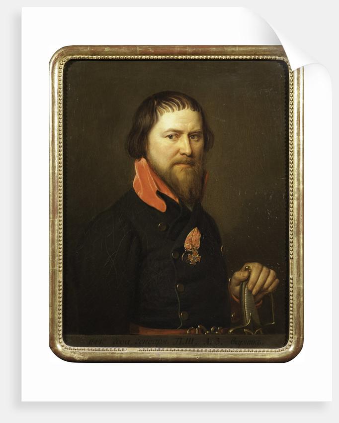 Portrait of Prokopy Dmitriyevich Shelaputin by Anonymous