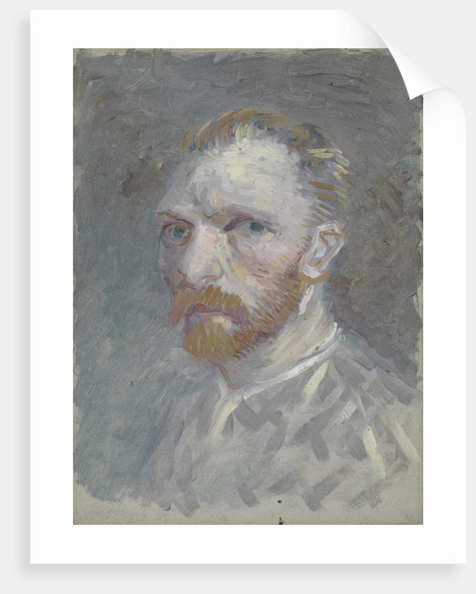 Self-Portrait by Anonymous