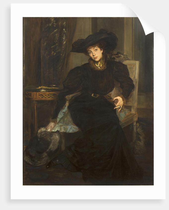 Élisabeth, Countess Greffulhe, née de Riquet de Caraman-Chimay by Anonymous