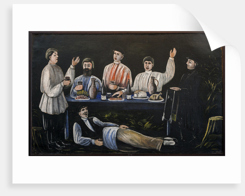 Feast of the Molokans by Anonymous
