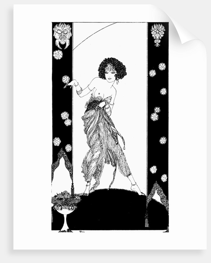 Illustration for The Rubaiyat of Omar Khayyam by Anonymous