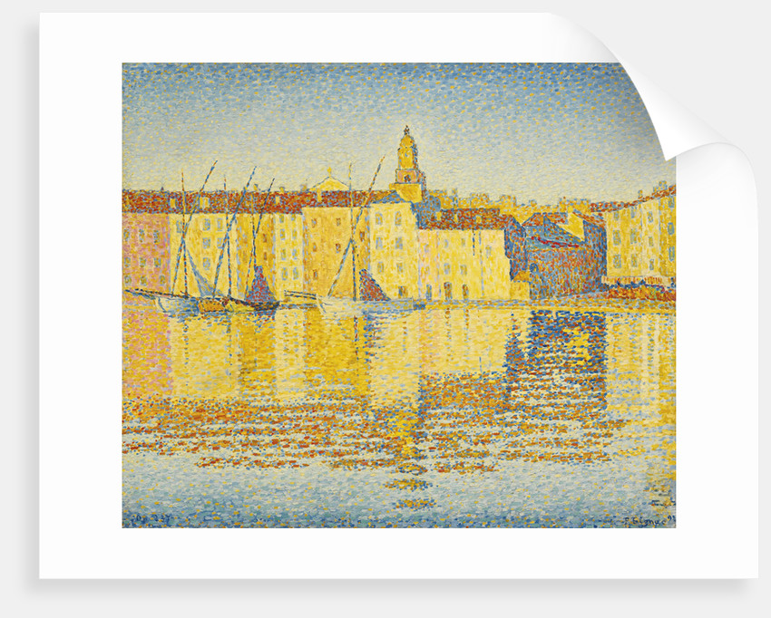Maisons Du Port Saint Tropez Posters Prints By Anonymous