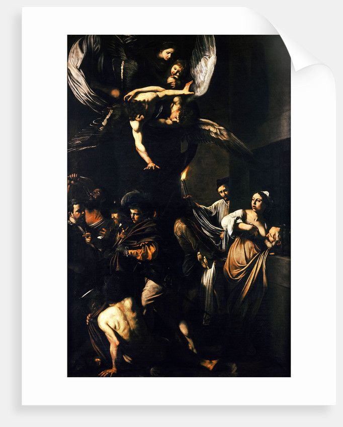 The Seven Works of Mercy, 1607 by Anonymous