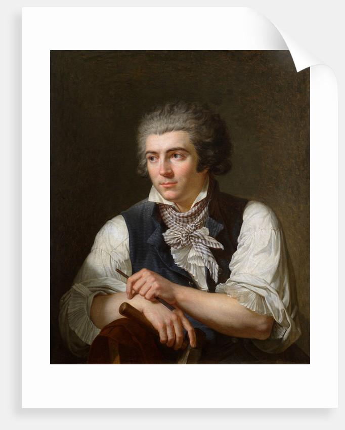 Portrait of the Sculptor Barthélémy Corneille by Anonymous