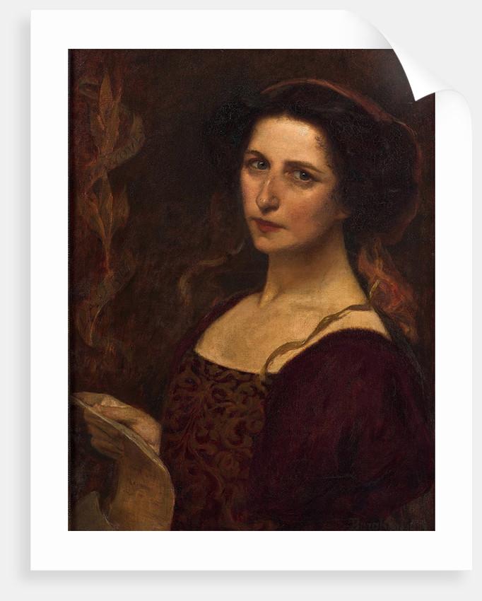 Laura de Noves, 1902 by Anonymous