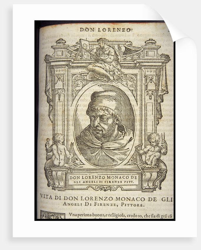 Lorenzo Monaco, ca 1568 by Anonymous