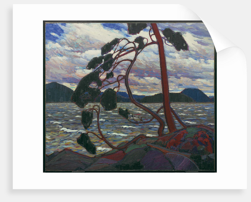 The West Wind, 1916-1917 by Anonymous