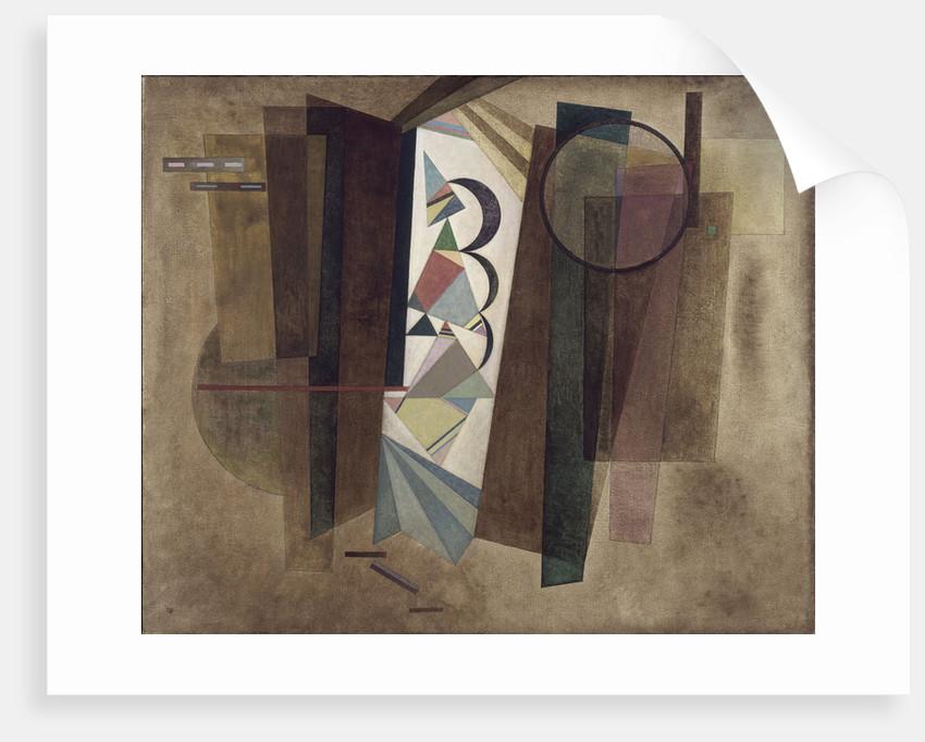 Développement en brun (Entwicklung in Braun), 1933 by Anonymous
