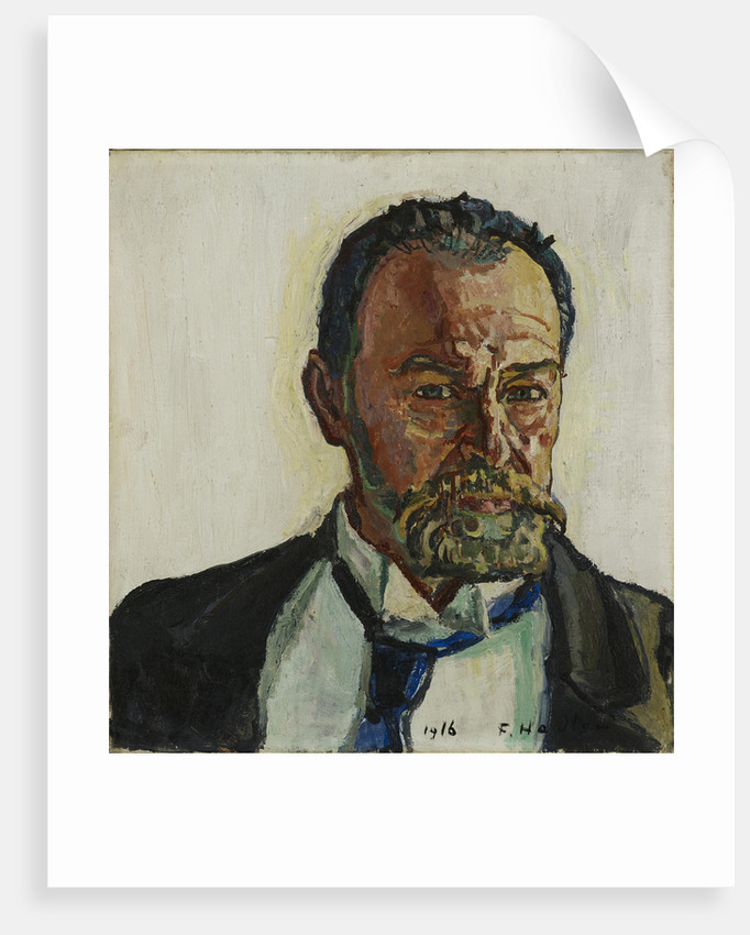 Self-Portrait, 1916 by Anonymous